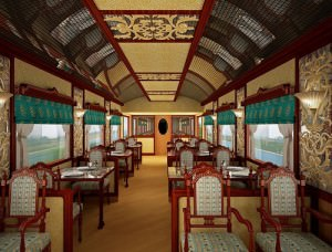 Indian Maharaja Train
