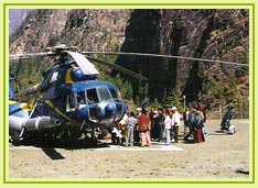 Holy Kailash Mansarovar Yatra – By Helicoptor  for 12 Days at Rs. 1,85,500 from sgltours