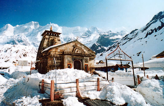 Char Dham: Yamunotri – Gangotri – Kedarnath – Badrinath 13 Days Tour By Sikhar Travels