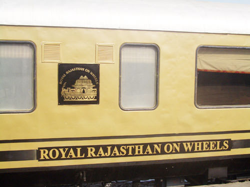 The Royal Rajasthan no wheels