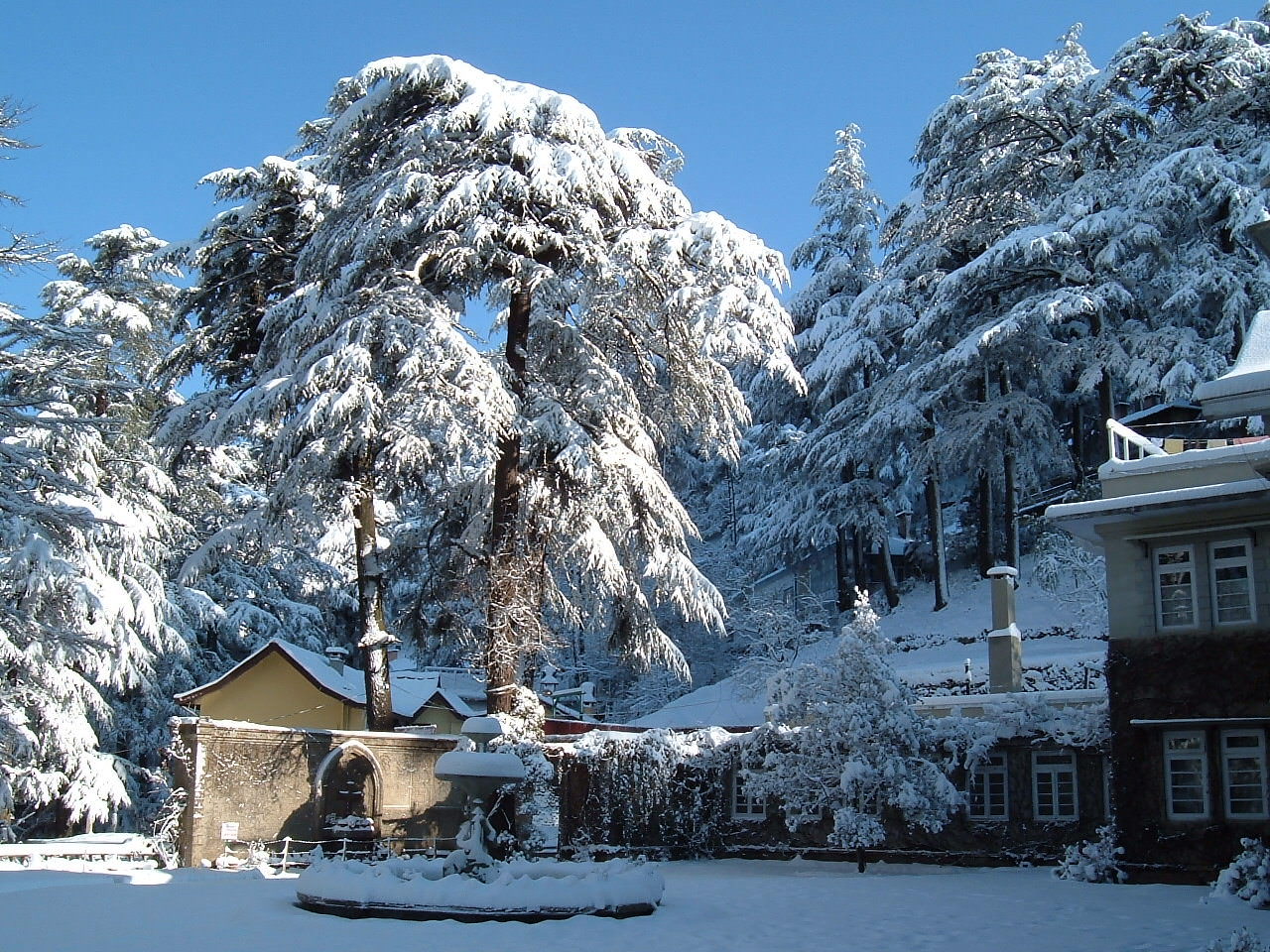 Delhi – Shimla – Delhi for 2 nights/ 3 days at Rs. 25,500 from Journey mart