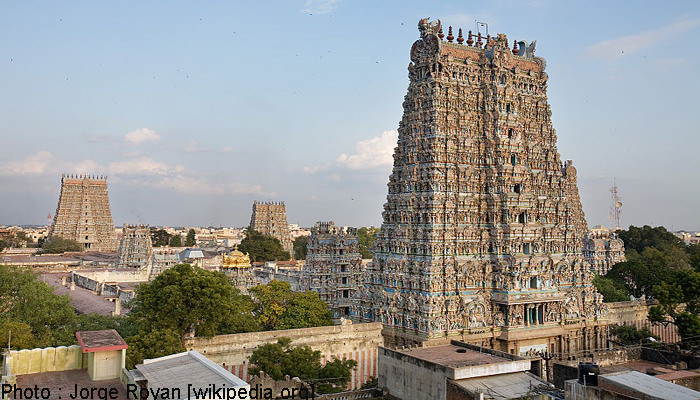 1nt Madurai, 1nt Rameswaram, 2nt Munnar 4 nights, 5 days Tour at INR 23,007 by MustseeIndia