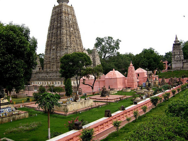 Bodh Gaya by - lena_milosevic's
