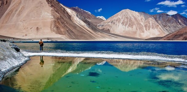 Ladakh Lake & Silk Route Tour 6 Days Package By Travel XP