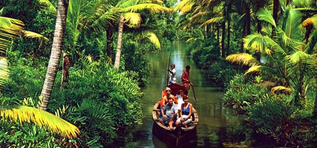 Tropical Paradise Kerala Tour 8 Days Package By India Tour Online