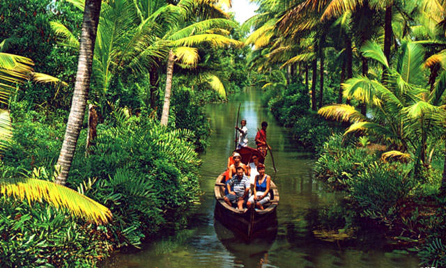 Tropical Paradise Kerala