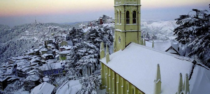 Shimla & Manali Tour 8 Days Package By Kesari