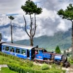 Darjeeling By Toy Train