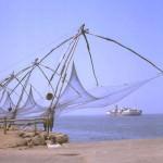 Fort Cochin, Chinese fishing nets1