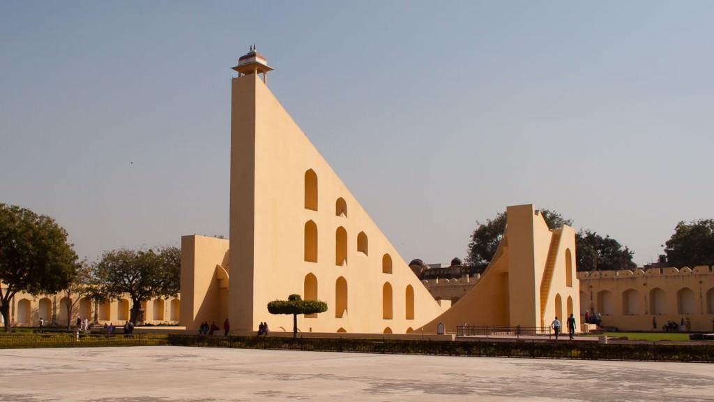 Jantar Mantar, Jaipur city
