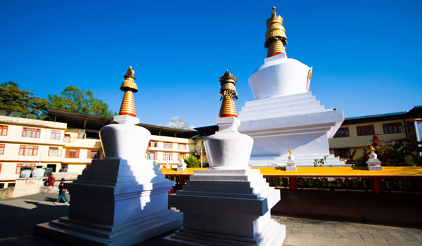 Chorten Stupa